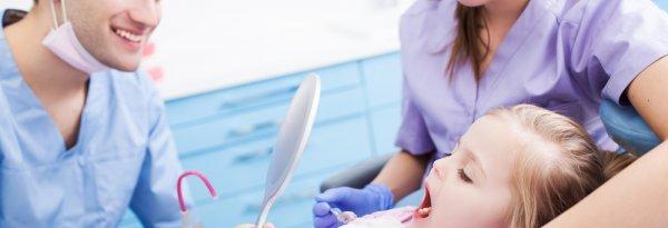 Особливості лікування молочних зубів